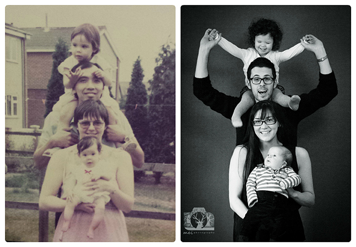 Family Tree Collage edit