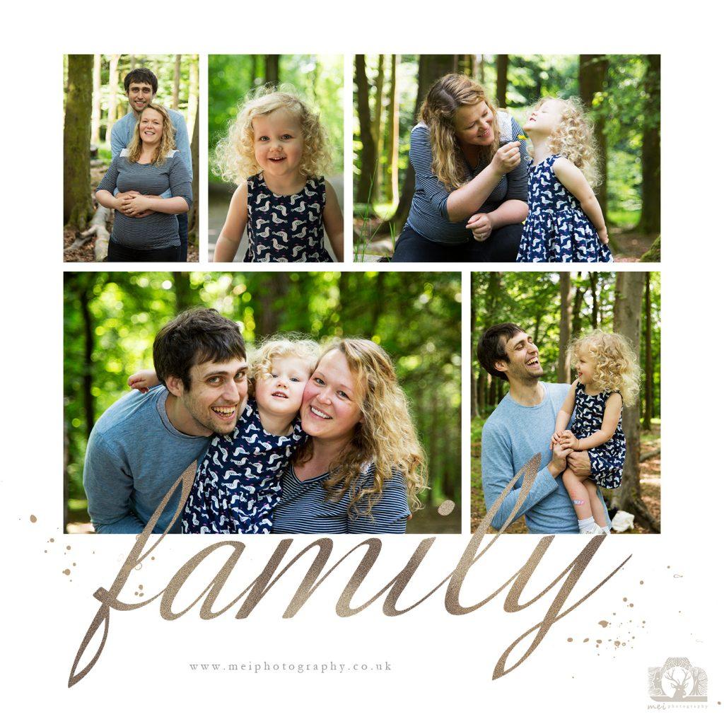 White Family Sneak Peek