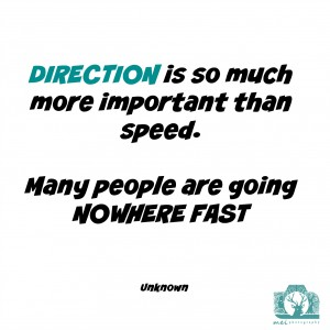 Direction WR