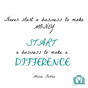 Make a Difference WR