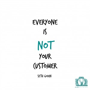 not your customer WR